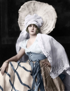 Ziegfeld Follies Girls